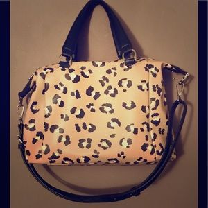 A New Day leopard handbag/ crossbody